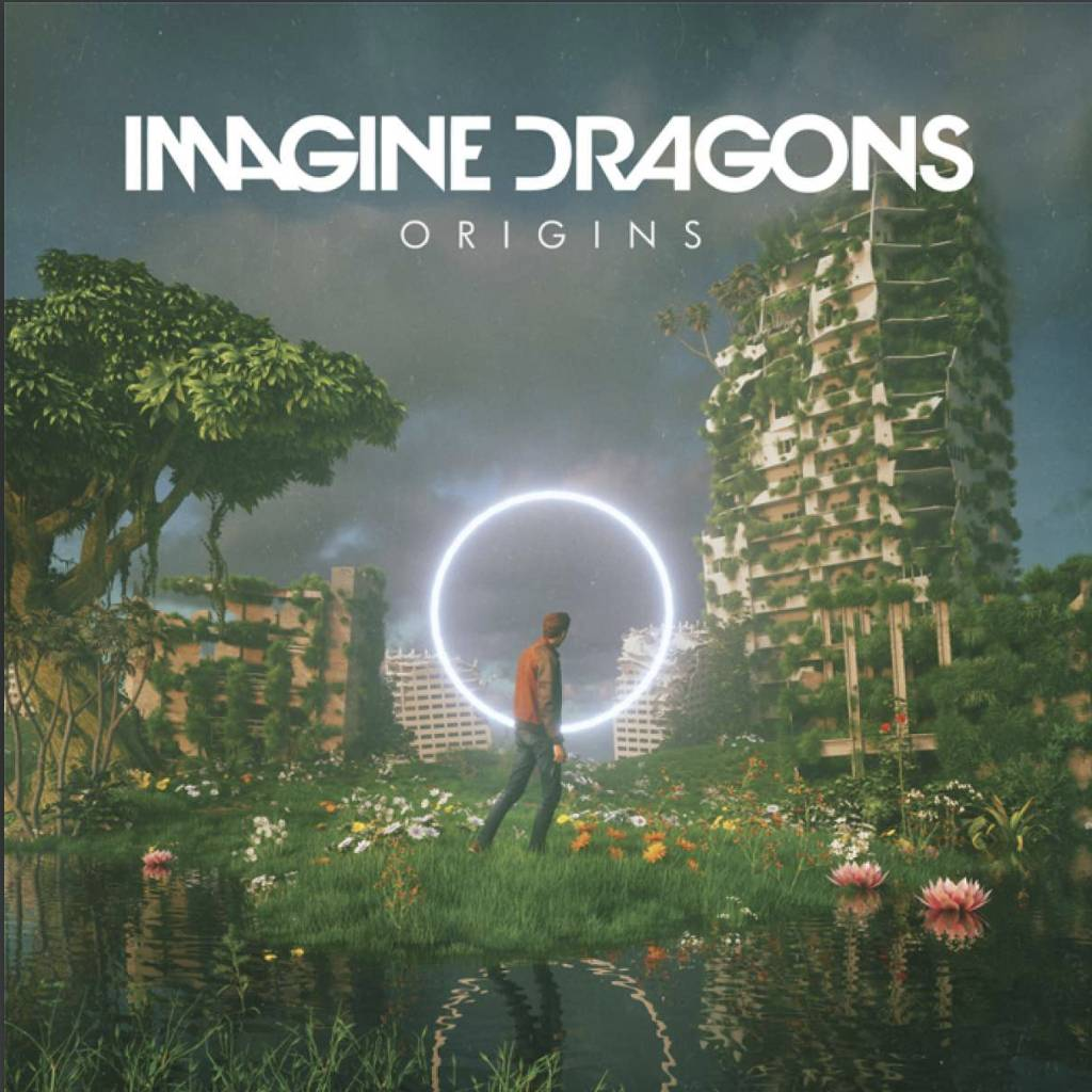 IMAGINE DRAGONS Cover